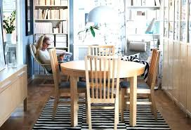 ikea dining room tables round dining table home ideas the perfect table and chairs round dining
