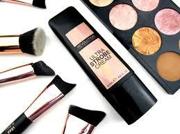 makeup revolution ultra strobe cream review