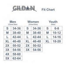 Bright Gildan Sweatpants Sizing Chart 2019