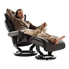 office recliners. Stressless Magic Large Recliner \u0026 Ottoman Office Recliners F