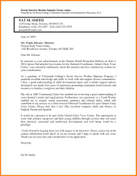 cover letter for youth worker community development worker cover letter youth letters