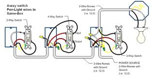 4 way wiring diagram wellread me four way switch wiring diagram multiple lights 4 way wiring diagram