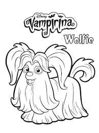 Coloriage avec stickers vampirina book. 4 Coloring Pages Of Vampirina On Kids N Fun Co Uk Op Kids N Fun Vind Je Altijd De Leukste Kleurp Halloween Coloring Pages Disney Coloring Pages Coloring Pages