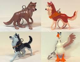 keychains figurines