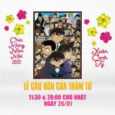 GÓC SOI] So sánh Opening Conan movie 6... - Thám Tử Lừng Danh Conan