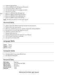 Personal Skills Examples For Resume Personal Skills Resume Examples Qualities And List Of Professional