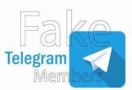 the telegram fake telegram member
