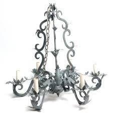 acanthus leaf chandelier stamped metal acanthus leaf chandelier bronze gold finish acanthus leaf ten light chandelier