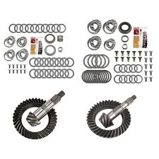 Jeep Jk Regear Chart Motive Gear Complete Ring And Pinion Kit For Jeep Jk 4 88 Ratio Front And Rear
