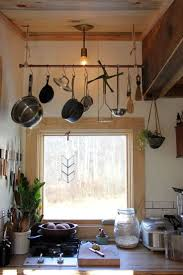 Pot Racks For Small Kitchens 4194 Best Images About Tiny Homes On Pinterest Micro House