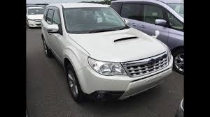 Subaru Forester XT : Blue Line Exports : Japanese Car Auctions ...