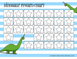 Free Sticker Charts Dinosaur Reward Charts Pink Blue Free Printable