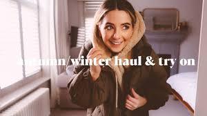 <b>Autumn</b>/<b>Winter Clothing</b> Haul & Try On - YouTube