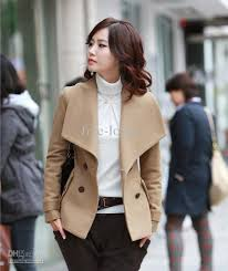2018 womens coats clothing golilla fashion wool coats plus big size fitted autumn winter coats 2127 from free loop 30 17 dhgate com