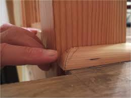 how to cut laminate flooring around door frames photographies how to install shoe molding or quarter