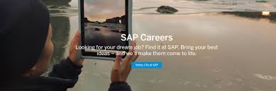 sap s redesigned careers site your perfect job adam sap s redesigned careers site your perfect job adam raelson pulse linkedin