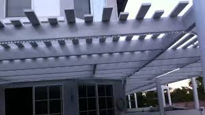 covered patio lights. New Patio Cover With Rope Lights Covered Kits Cost D