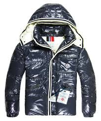 Moncler Branson Classic Men Down Jackets With Hat Blue,moncler ski jackets, moncler body