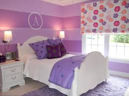 ABOVE and BELOW: The Design-A-Bed Shabby Princess bed in pure white finish  is transformed with lilac, purple and white for a look that still has a  very ...