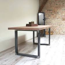 um size of kitchen wonderful unfinished table legs metal chunky good looking wood with dining wooden