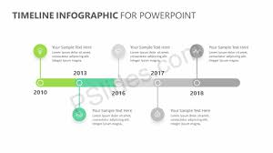 Power Point Time Line Template Timeline Infographic Powerpoint Timeline Pslides