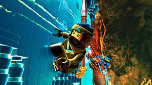 Đang miễn phí game phiêu lưu hành động The Lego Ninjago Movie Video Game