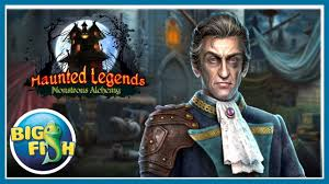 We offer the biggest collection free puzzle games for the whole family. Haunted Legends Monstrous Alchemy Ipad Iphone Android Mac Pc Game Big Fish