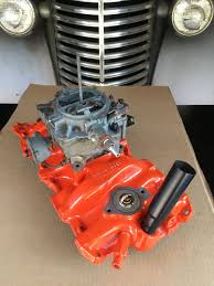 1964 283 intake & 4 barrel Rochester carb | The H.A.M.B.
