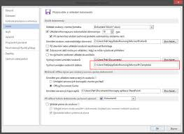 Word 2013 Custom Templates Custom Templates In Word 2013 Itlektor Cz Ms Office Specialist