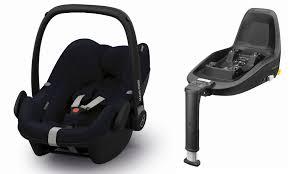 maxi cosi infant car seat pebble plus including 2wayfix design midnight blue 2019