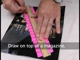 Paper Roller Coaster Loops