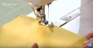 Gathering On Sewing Machine