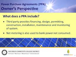 Power Purchase Agreements (Ppa) Owner's Perspective What Is A Power ...