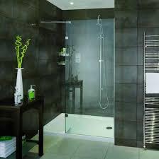 Walk In Shower Enclosure Aqata Spectra Walk In Shower Enclosure With Return Panel Sp420