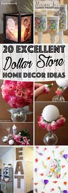 You Wonu0027t Believe, But These 20 DIY Dollar Store Home Decor Ideas Are