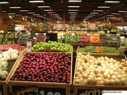 wegmans where the produce section is larger than an entire food lion and