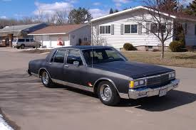 1985 Chevrolet Caprice related infomation,specifications - WeiLi ...