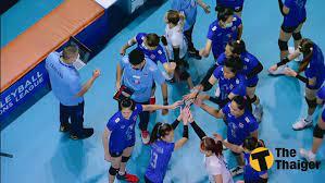 เต็มที่แล้ว ไทย พ่าย เกาหลีใต้ วอลเลย์บอลเนชั่นส์ลีก 2021   Thaiger ข่าวไทย