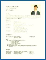 cv objectives statement objective for resume student ojt sample resume objectives for