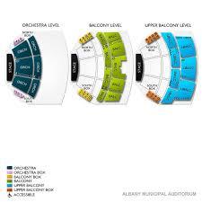 Albany Municipal Auditorium Tickets