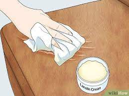 3 ways to repair scratches on leather
