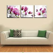 luxury elegant canvas painting wall pictures 3 panel wall art such beauty flower canwas art home decor modern canvas prints in painting calligraphy from  on 3 panel wall art flowers with luxury elegant canvas painting wall pictures 3 panel wall art such