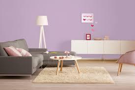 Innenfarbe In Violett Flieder Streichen Alpina Farbrezepte
