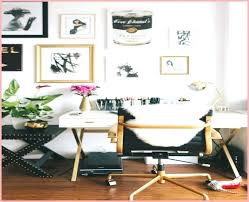 home office white. White And Gold Office Chair Chic Home Black Desk With