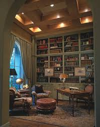 library office. Ashwood Manor Design 9254 Den / Library Traditional-home-office Office