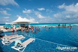 hard rock hotel cancun lobby at the