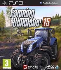 new release car games ps3Farming Simulator 15 PS3  PlayStation 3 News Reviews Trailer