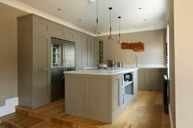 Shaker Kitchen Southfields Handleless Shaker Kitchen Higham Furniture