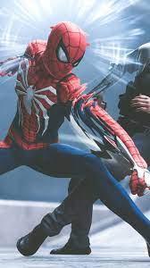 Spider Man Playstation 4 Video Game 4k ...