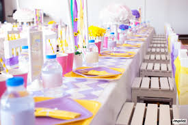Event Table Children Birthday Party Planners Kids Birthday Event